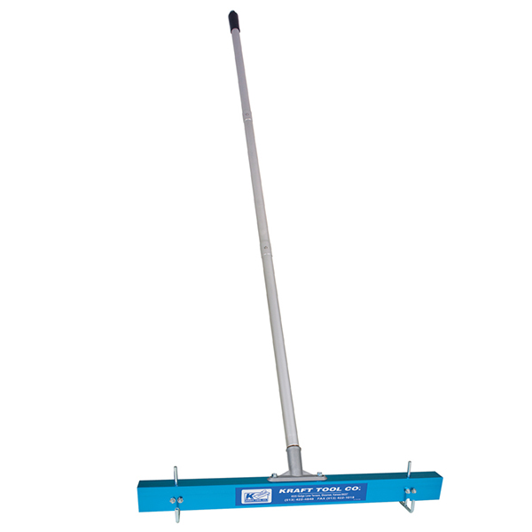 Gauge Rake- Leveler with Handle