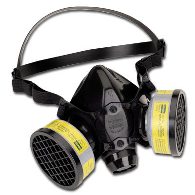 Asbestos North 7700 Half Mask Respirator