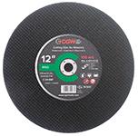 Grinding Wheel, Steel, 12x5/32x20