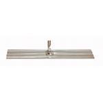 Kraft Tool Aluminum Bull Float w/Threaded Bracket, 42x7-1/4, CC771