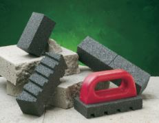 United Abrasives Concrete Handle Rub