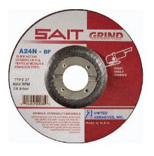United Abrasives Metal Grinding Wheel