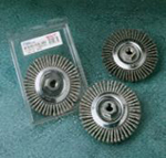 United Abrasives Twist Brush