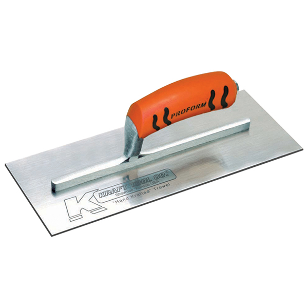 Cement Trowel with ProForm Handle
