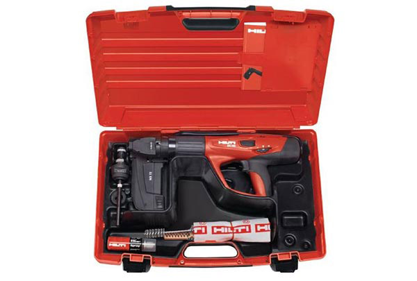 Hilti DX 460 Powder-Actuated Tool Kit