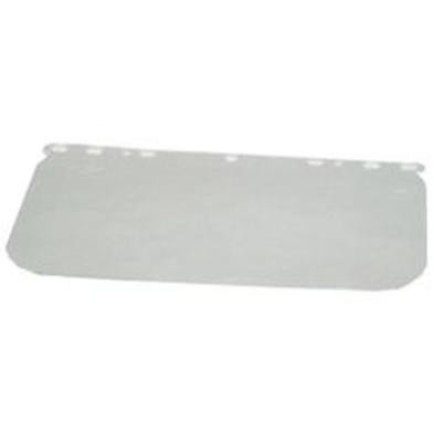 Clear Mask Visor, 7-1/2x15-1/2, 7211000