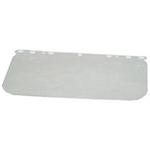Clear Mask Visor, 7-1/2x15-1/2, 7211000