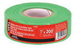 Task Tools Green PVC Flagging Tape