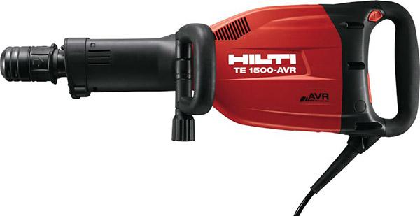 Hilti TE 1500 Breaker AVR