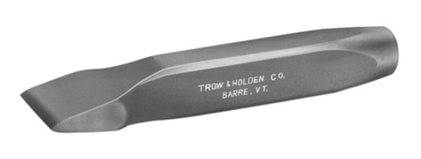 "Trow & Holden Hand Tracer HD, 1-1/8"" Stock, 2"" Blade"