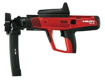 Hilti DX 76-MX Powder-Actuated Tool