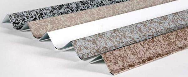 DecTec DecClad Metal PVC Drip Edge All Colors