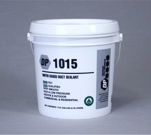 Design Polymerics WB Hv Duct Sealant, 1015, Grey 3.78L