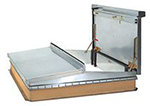 Bilco D-20 Double Leaf Roof Hatch