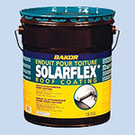 Henry Bakor Elastomeric Roof Coating 18L