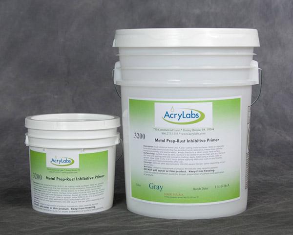rust inhibitive primer