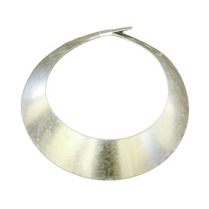 Precision Metals Galvanized Storm Collar, 4""