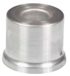 Menzies Metal Econo Spun Aluminum Cap