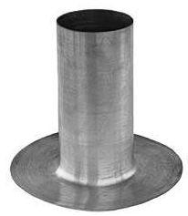 Menzies Metal Spun Aluminum Plumbing Stack
