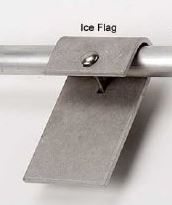 Alpine Snow Guard Ice Flag