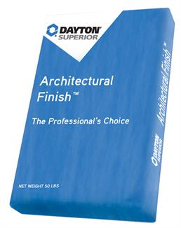 ARCHITECTURAL FINISH™
