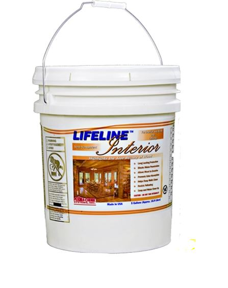Perma-Chink Lifeline Interior 5 Gallons