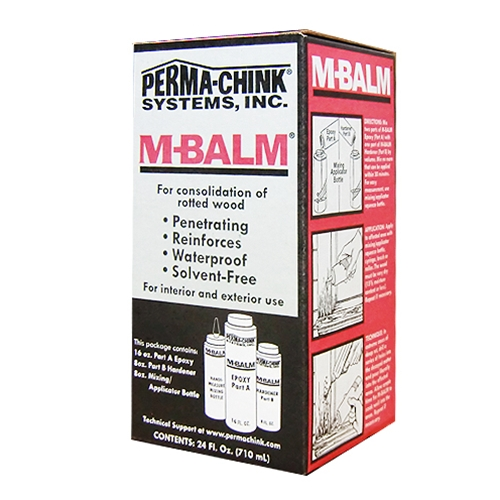 Perma-Chink M-Balm 2 Part Unit, 24 oz