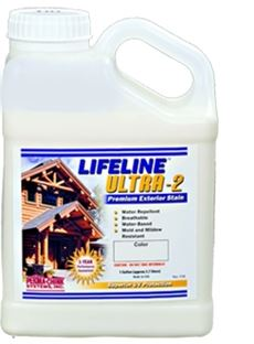 Perma-Chink Ultra 2 Lifeline 865 Walnut, 3.78 L