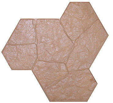 LM Scofield Canyon Stone Floppy Stamp Mat, 36x38, F401