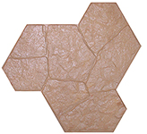 LM Scofield Canyon Stone Floppy Stamp Mat, 36x38, F401