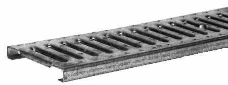 Slotted Steel Grates