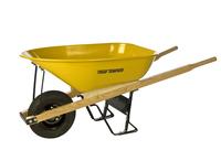 Garant True Temper Wheelbarrow With Flat-Free Tire