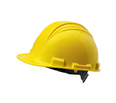 Hard Hat A79R White Ratchet CSA Type 1 E