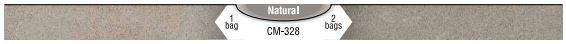 Interstar Pigments Mortar Color Natural