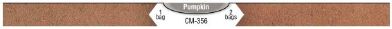 Interstar Pigments Mortar Color Pumpkin