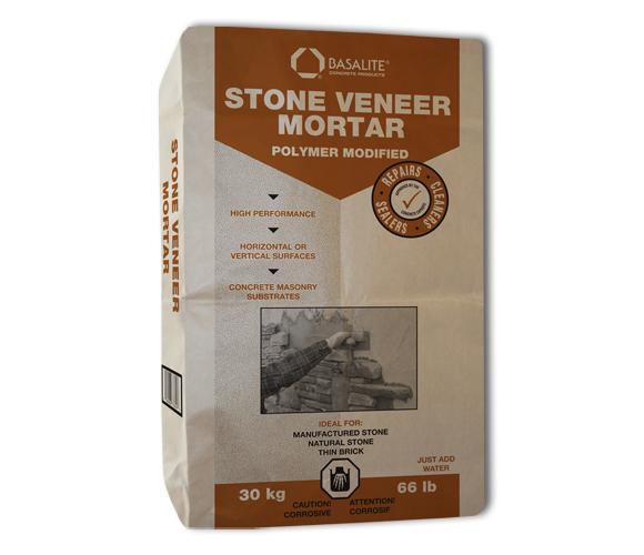 Basalite Stone Veneer Mortar 30 Kg