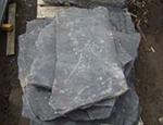 Thunderstone Quarries Black Rundle Oversize Flagstone