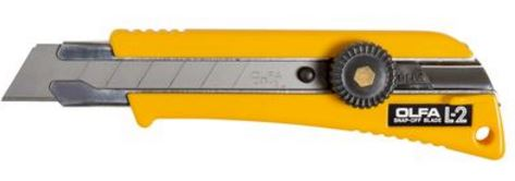 OLFA Ratchet-Lock Knife L-2