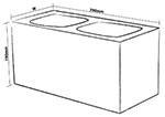 Tristar Standard Concrete Block