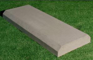 Rocky Mountain Concrete Chamfered Wall Cap