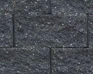 Basalite Valley Stone Ebony