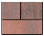 Abbotsford Classic Standard Series Paver Red / Black