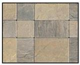Abbotsford Pacific Slate Paver Sandalwood