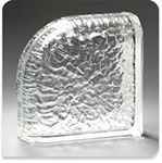 Pittsburgh Corning Glass Block Encurve IceScapes