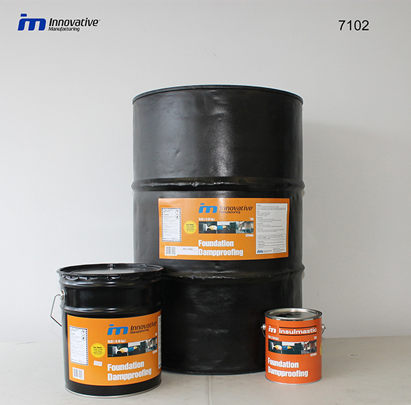 7102 External Foundation Damp proofing
