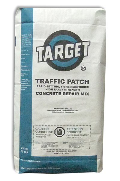 Target- Traffic Patch