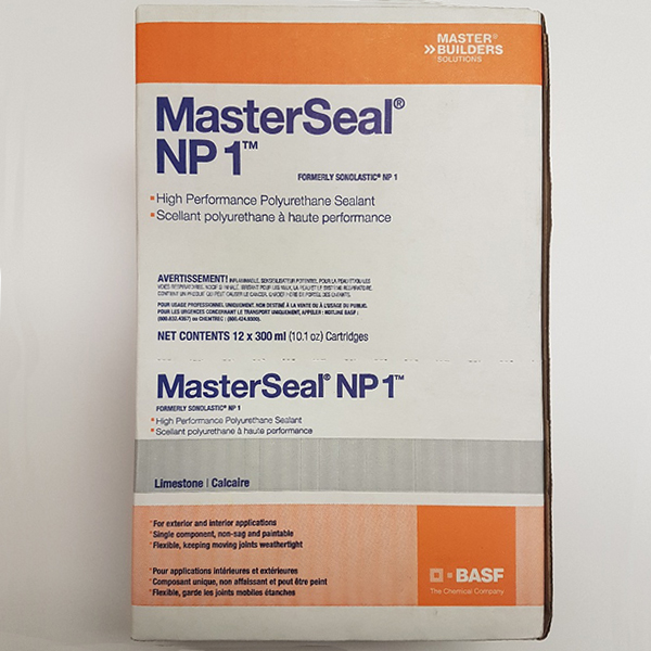 Brock White Canada | BASF MasterSeal® NP 1 White, 300 ML