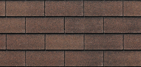 Yukon Shingle - Redwood