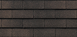 Yukon Shingle - Autumn Brown