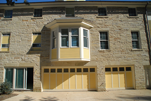 Cleveland Quarries Sandstone Buff Random Ashlar